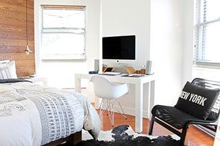 limpieza de dormitorio